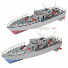 New RC PT Torpedo Warship Remote Control Twin Motor Boat