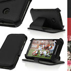 PU Leather Skin Flip Case for Motorola Moto E Folio Book Stand Cover Screen Prot