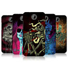 HEAD CASE DESIGNS SKULL OF ROCK CASE COVER FOR HTC DESIRE 300