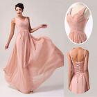 Ladies Formal Party Proms Cocktail Evening Pageant Ball Gowns Bridesmaid Dresses