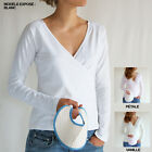 TSHIRT D'ALLAITEMENT BORSTVOEDING SHIRT NURSING BREASTFEEDING SHIRT 40/42/44