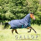 350g Heavyweight horse Turnout Rug fixed neck full combo neck cover  on sale