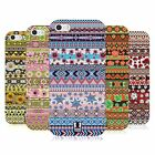 HEAD CASE FLORAL AZTEC TPU GEL BACK CASE COVER FOR APPLE iPHONE 5