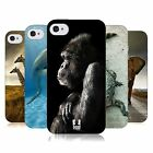 HEAD CASE WILDLIFE TPU GEL BACK CASE COVER FOR APPLE iPHONE 4S
