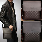 Classic Fashion Genuine Leather Men Bag Messenger Bag Shoulder Bag Vogue