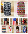 Hot Paint Pattern Hard Back Case Cover Protector for Samsung Galaxy S3 III I9300