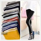 Lady Girl Yoga Gym Sport Fitness Pants Tights Stretch Trouser Colorful Sweatpant