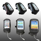 """Bicycle Bike Frame Pannier Front Tube Pouch Bag For Cell Phone 5.5""""/4.8""""/ 4.2"""""""