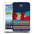 HEAD CASE DESIGNS PATTERN MIX CASE COVER FOR SAMSUNG GALAXY TAB 3 7.0 T210 WI-FI