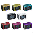 Jumbl Mini Hidden Spy Camera Radio Clock