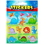 Dinosaur Sticker Sheets Great Party Bag Fillers!!
