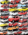 Fiat Arbath Collection Road Cars, Racing Cars, 1:43 Scale Brand New