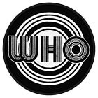 The Who Patch - Circles Logo