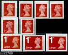 MA12 or M12L RED 1st Class + 1st Large MACHINS, Various Source Codes or Full Set