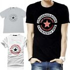 Casual Stylish MENS/BOYS Star Pattern Short Sleeve Tee T-Shirts Top Size M/L/XL