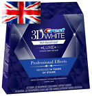 CREST3D WHITESTRIPS PROFESSIONAL LUXE TEETH WHITENER WHITENING PRO EFFECTS NEW B