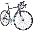 Genesis Volare 00 Road Bike Reynolds 631 Frame / Carbon Fork - Team Colours