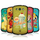 HEAD CASE DESIGNS VINTAGE ADS SERIES 1 TPU CASE FOR SAMSUNG GALAXY S3 III I9300