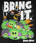 Angry Birds T-Shirt, Men's sizes Small, Med, Large or XL, New w/Tag!