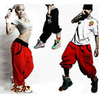 JR Unisex Casual Harem Baggy HipHop Dance SportSweat Pants Trousers SlacksAUJJL