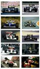 Ayrton Senna - Formula One - 30 x 20 Inch Framed Box Canvas Selection 1-10
