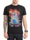 Space Dandy In Space Black Man T-Shirt  STSS140004