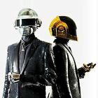 Daft Punk Sparking Black Sequin Performance Jacket Custom Made
