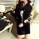 2014 Autumn New All-Match Style Fashion Embroidery Sequins Space Cotton Jackets