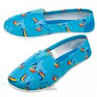 My Little Pony Rainbow Dash All Over Slip On Shoes Licensed Women Shoes