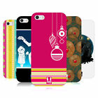 HEAD CASE DESIGNS MIX CHRISTMAS COLLECTION GEL CASE FOR APPLE iPHONE 5 5S SE