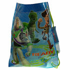 Boys Girls Childrens Disney Toy Story 'Ready For Action' Strong PVC Swimming Bag
