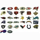 NFL Football Official Team Logo Lapel Pin Licensed Choose Your Favorite $5.34 USD