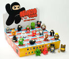 KIDROBOT Kid robot Ninja town Wee Vinyl Series 1 x 20 Figures - SEALED CASE/BOX