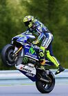 Valentino Rossi - Yamaha 2014 - A1/A2/A3/A4 Photo / Poster Print - Brno #1