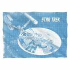 Star Trek Classic Enterprise Blueprint Pillow Case 20' X 28' on eBay