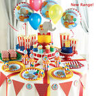 Circus Party 2nd Birthday Ultimate Party Kits for 8, 16, 24, 32, and 40 Guests!