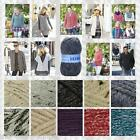 SIRDAR DENIM ULTRA SUPER CHUNKY KNITTING YARN - VARIOUS SHADE OPTIONS