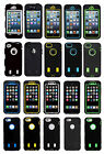 """Hard Shock Proof Armour Tough Case Cover for iPhone 5 5S 6 4.7"""" Screen & 6 Plus"""