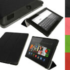 "PU Leather Smart Stand Flip Case Cover for Amazon Kindle Fire HD 7"" 2nd Gen 2013"