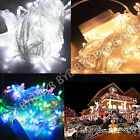 Outdoor 500/1000 LED String Fairy Light 30/200m For Xmas Party Garden Waterproof