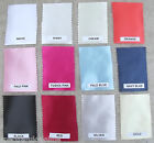 "100mm WIDE SINGLE SIDED POLYESTER RIBBON (10cm/4"" width)"