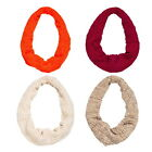 Women's Style NEW!Fashion Knit Winter Warm Acrylic Circle Scarf