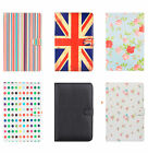 Stylish Folio Leather Carry Case Cover Stand for Amazon Kindle Touch Paperwhite