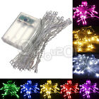 10/20/30/40 LED Xmas Wedding Party String Fairy Light Lamp AA Battery Powered