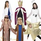 Girls Boys Christmas Nativity Play Fancy Dress Costumes Xmas Kids Outfits