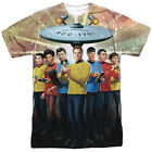 Star Trek Original Crew Sublimation Licensed Adult T Shirt on eBay