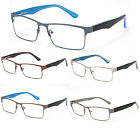 Optical Eyeglass Frame RX Prescription Purpose Only Metal & Plastic CF1952 multi