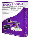 Toyota Fortuner car stereo adapter, Connect your Steering Wheel stalk controls