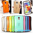 For Samsung Galaxy S5 Mini Colorful Shockproof Defender Gel Hard iface Cases
