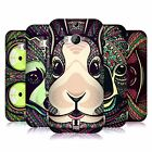 HEAD CASE DESIGNS AZTEC ANIMAL FACES SERIES 5 CASE COVER FOR HTC ONE M8